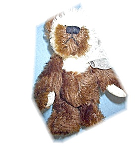 Tan & Cream 5 1/2 Inch Annette Funicello Bear (Image1)