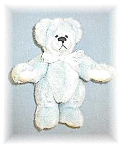 7 Inch Annette Funicello Powder Blue Bear (Image1)