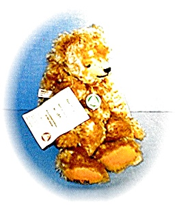 Classic Numbered HERMANN Mohair Bear (Image1)