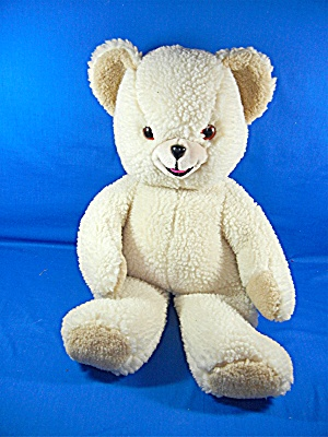 Snuggle Bear By Russ Vintage 1986 Lever Brothers (Image1)
