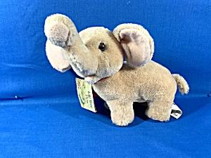 """Russ Stuffed Elephant """"GUMBO""""  Life time Pet 1979 (Image1)"""