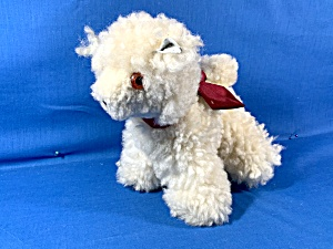 Lamb Skin Sheep Stuffed Toy 7 Inches (Image1)