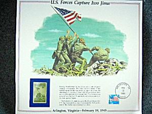 U S Forces Capture Iwo Jima Anniversary Commemorative (Image1)