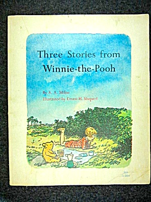 Three Stories From Winnie The Pooh