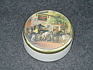 Trinket Box Miniature World of Peter Bates England (Image1)