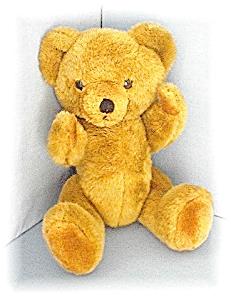 Teddy Bear Brown 18 Inch Jointed Korea (Image1)