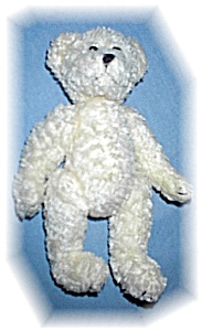 Miniature Cream Fully Jointed Unipac Teddy (Image1)