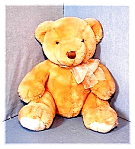 Champagne Color Russ Berrie AMBER Bear (Image1)