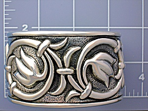 Taxco Mexico BERNICE GODSPEED Sterling Silver Bracelet (Image1)