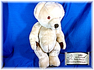 Leo, A Nisbet Bear For Peter Bull