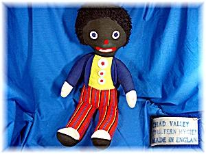 Vintage Golliwog Doll - Black Americana (Image1)