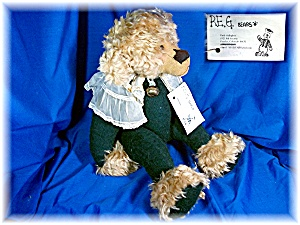Handmade Mohair and wool 16 inch Teddy Bear #427 (Image1)