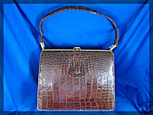 Vintage Alligator  handbag (Image1)