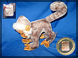 Mohair GRISLY Monkey - made in Western Germany (Image1)