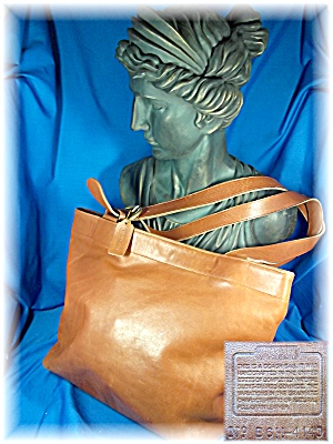 Bag Coach  British Tan  Leather Tote (Image1)
