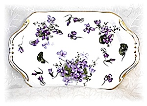 Hammerley  Victorian Violets Fine Bone China (Image1)
