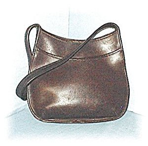 COACH Bag Dark Brown Leather (Image1)