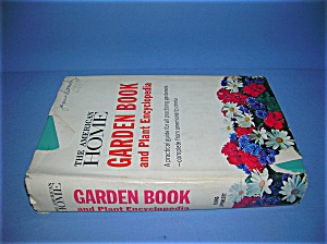 American Home Garden Book and Plant Encyclope (Image1)