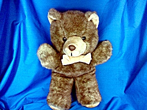 Teddy  Bear 14 inch America Wego Plush Brown Cuddle (Image1)