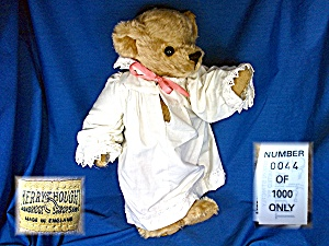 Merry Thought Teddy Bear Number 0044 of 1000. (Image1)