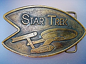 Star Wars Brass Belt Buckle (Image1)