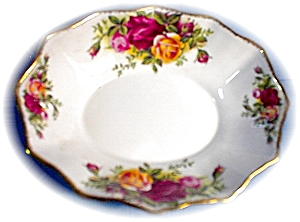 Royal Albert Roses Soap/Candy Dish (Image1)