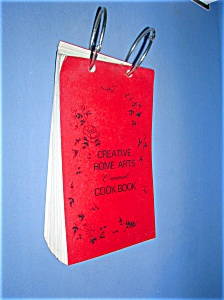 Creative Home Arts COOK BOOK (Image1)