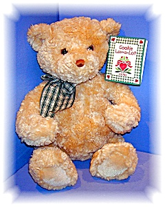 Gund Bear 14 Inch Cookie Luv a Lot  (Image1)