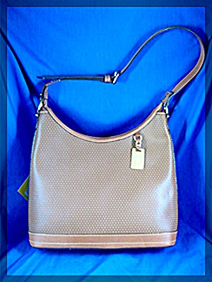 Dooney & Bourke Large Hobo Cabrio Leather - New W/ Tags