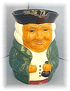Sylvan Staffordshire England Toby Mug (Image1)