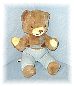 19 Inch Vintage IDEAL Smokey The Bear (Image1)