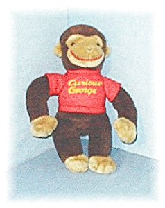 13 Inch CURIOUS GEORGE By GUND (Image1)