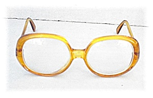 Wonderful Vintage Pair Of 80s Eye Glasses