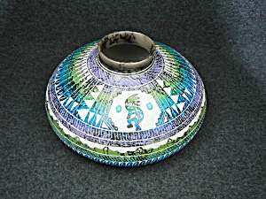 Native American Myron Charlie Kokopelli Pottery