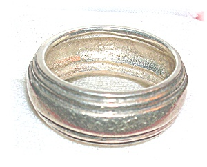 Sterling Silver Band Ring . . . . . . . . (Image1)