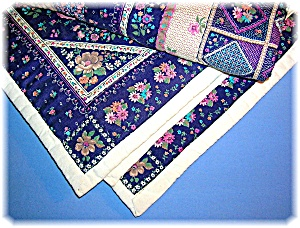 BABY QUILT - HAND STITCHED.... (Image1)