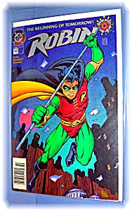 DC COMIC - ROBIN, THE BEGINNING OF TOMORROW.. (Image1)