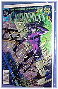 DC, COMIC BOOK CATWOMAN, # 0, OCT 94 (Image1)
