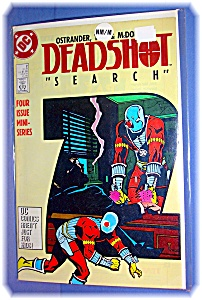 DC COMIC, DEADSHOT, SEARCH, # 2, DEC 88..... (Image1)
