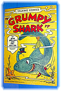 TALKING KOMICS, GRUMPY SHARK, 1949 (Image1)