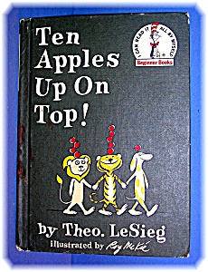 TEN APPLES UP ON TOP, DR. SEUSS. 1961 (Image1)