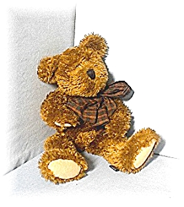 BOYDS 16 Inch Chocolate Brown Teddy Bear (Image1)