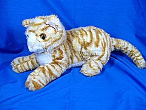 DAKIN pellet filled stripped Kitty (Image1)