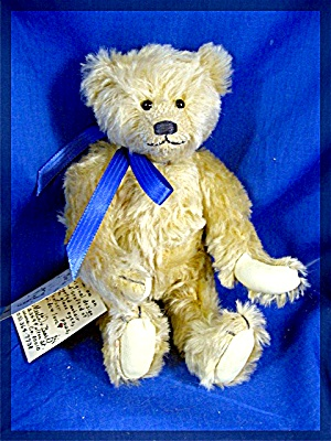 Arthur - Mohair Teddy Bear - Original - 1992