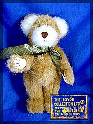 1990 - 99 The Boyds Collection jointed Teddy Bear (Image1)