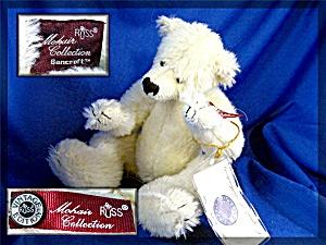 Russ Vintage Edition 100% mohair, Bancroft teddy bear (Image1)