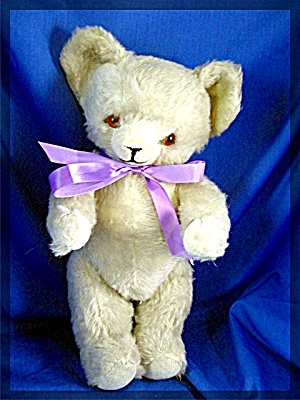 Vintage Fully Jointed Teddy Bear