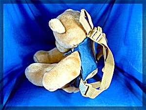 Teddy Bear Back Pack 17 Inch