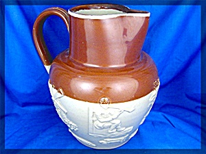 Pitcher Royal Doulton, Doulton Lambeth Toby Philpot Jug (Image1)
