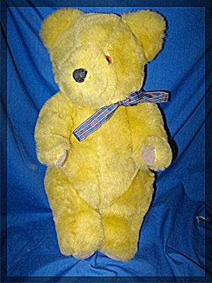 Dean's fully jointed Teddy bear with growler (Image1)